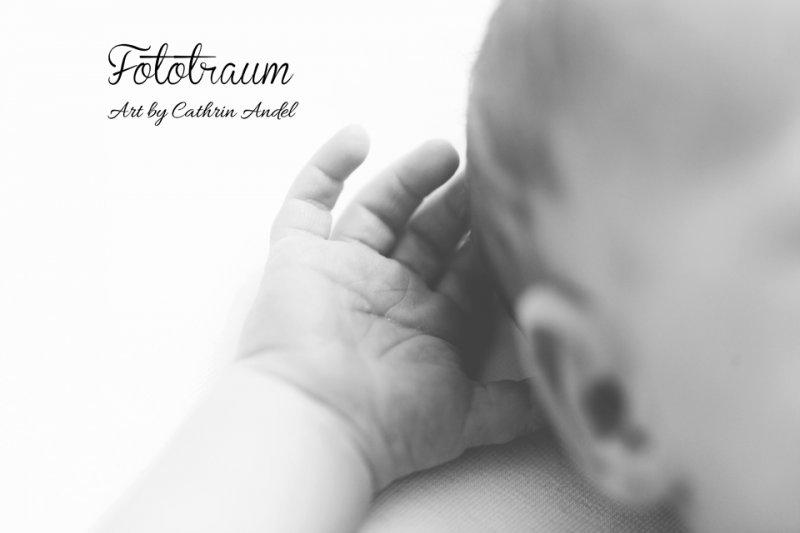 detail babyfoto